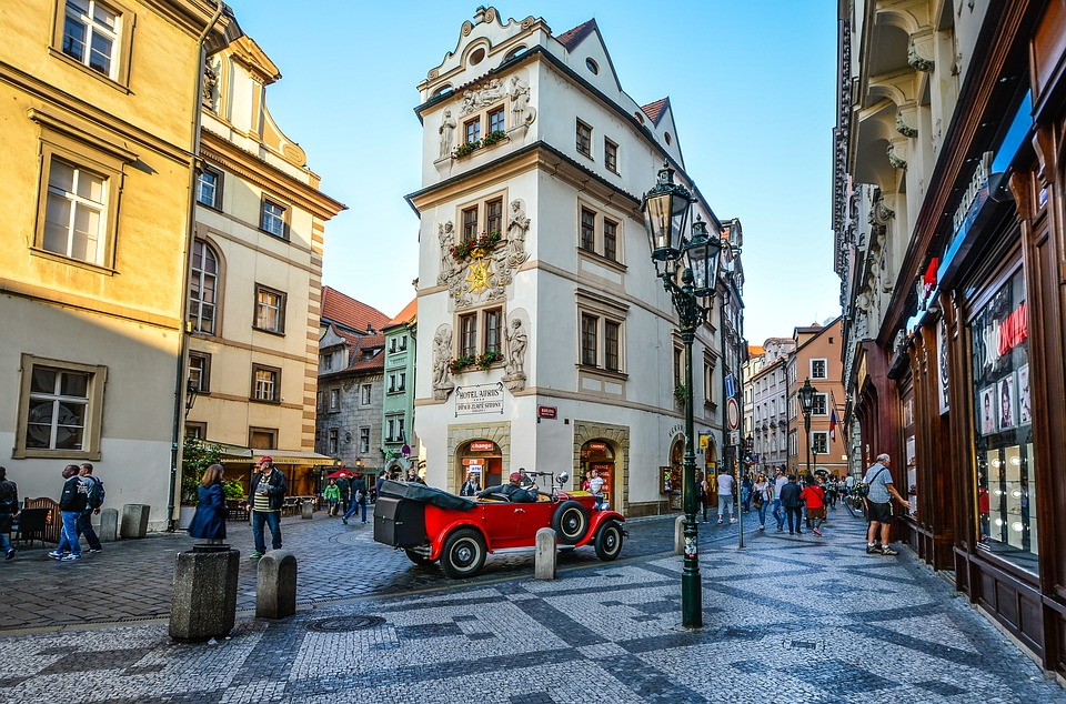 V Praze se rozjel italský carsharing